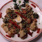 Menestra palentina (Restaurante asador la encina)