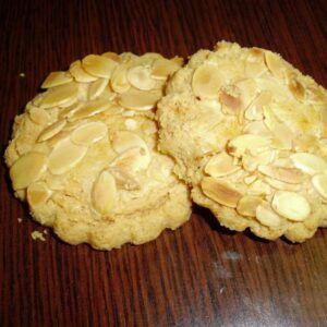 Pastas de almendra Horno del Cerrato