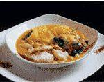 Potaje de legumbres y bacalao