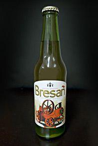 Cerveza bresañ rubio 33 cl