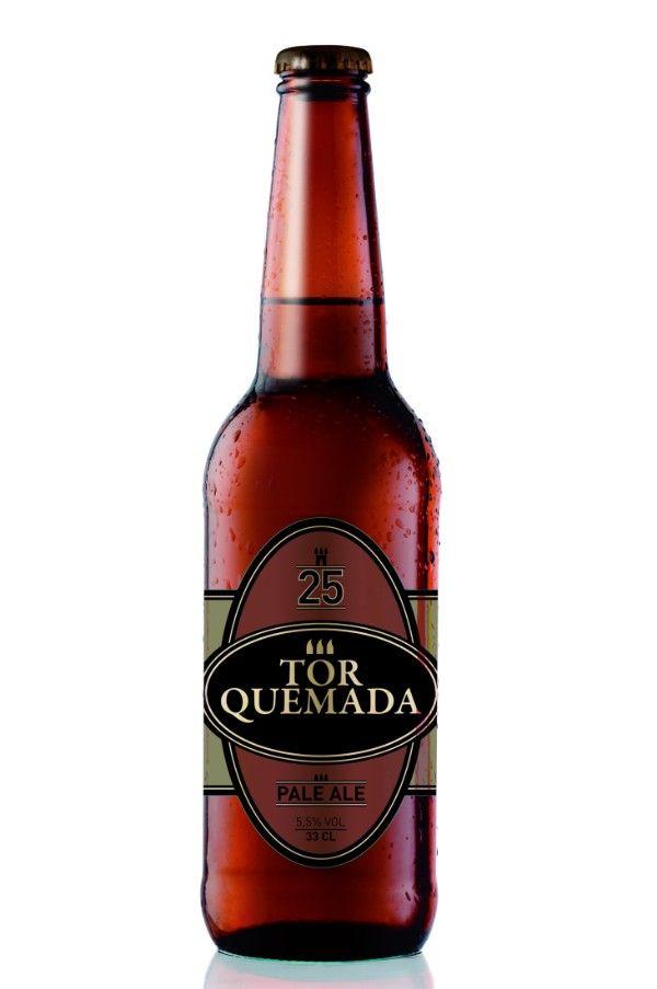 Cerveza Pale Ale (25) de 33 cl - cervezas torquemada