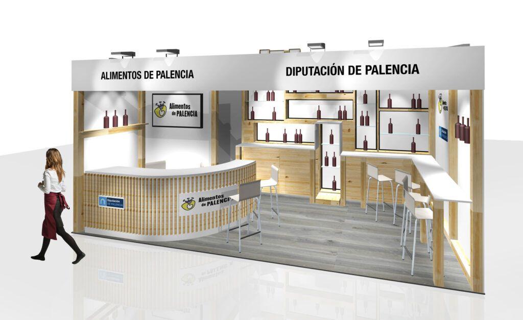 Alimentos de Palencia llega a Madrid Fusión 2019 de la mano de la Diputación de Palencia, para poner en alza la vanguardia culinaria y el valor de nuestros productos