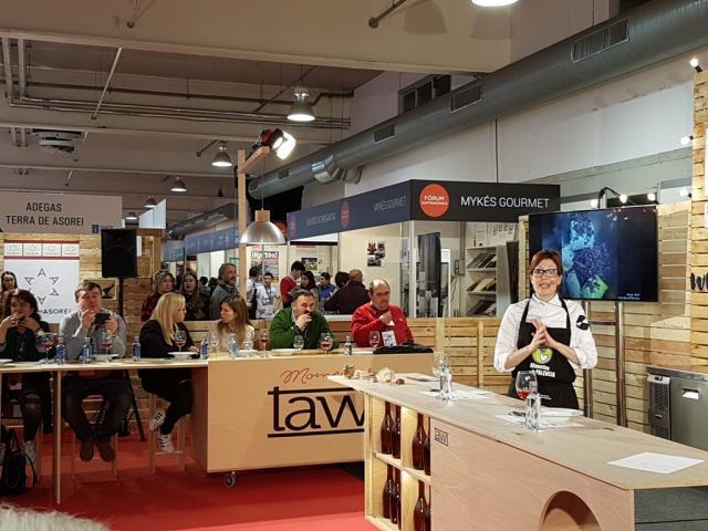 Alimentos de Palencia presente en el Fórum Gastronómico A Coruña
