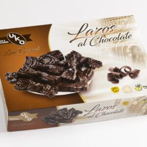 lazos chocolate