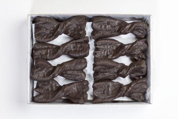 lazos al chocolate - uko