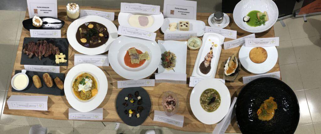 Resultados rondas clasificatorias IV Concurso Nacional Jóvenes Cocineros de «Alimentos de Palencia»