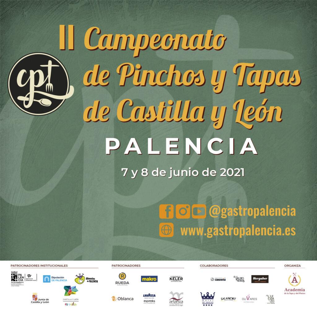 II Campeonato de Pinchos y Tapas de Castilla y León 2021